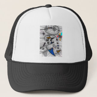 Happy Gryphons Trucker Hat