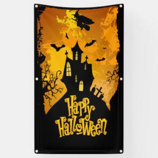 Happy Halloween 2 Banner