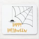 Happy Halloween (4) Mouse Pad