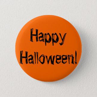 Happy Halloween! 6 Cm Round Badge