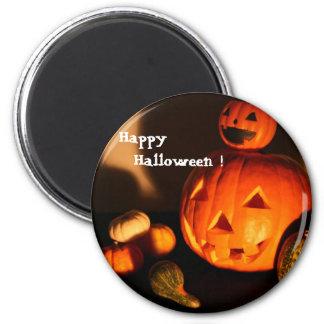 Happy Halloween! 6 Cm Round Magnet
