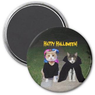 Happy Halloween! 7.5 Cm Round Magnet
