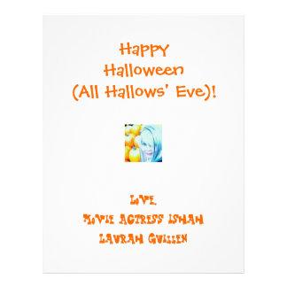 Happy Halloween (All Hallows' Eve)! Flyer