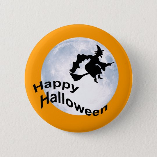 Happy Halloween Badge