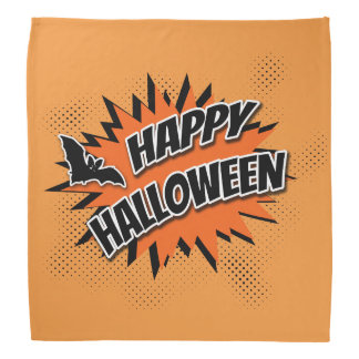 Happy Halloween Bandana
