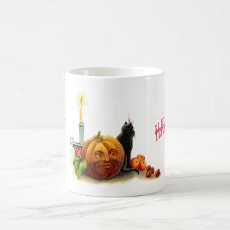 Happy Halloween Basic White Mug
