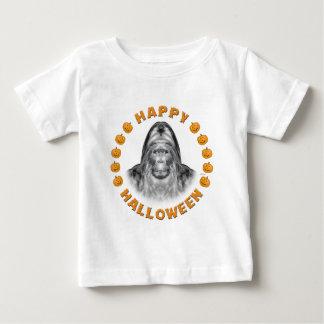 Happy Halloween Bigfoot Baby T-Shirt