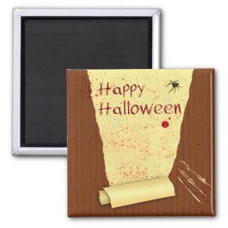 Happy Halloween Bloody Wallpaper - Magnet