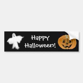 Happy Halloween Bumper Sticker