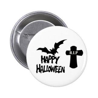Happy Halloween - Button 2 Inch Round Button