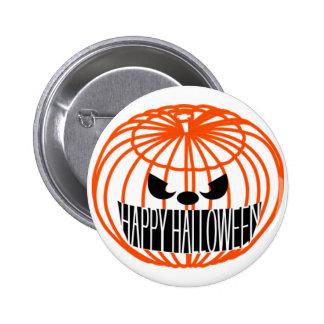 Happy Halloween Button 2 Inch Round Button