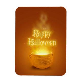 Happy Halloween Caldron - Flexible Magnet