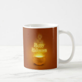 Happy Halloween Caldron - Mug