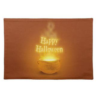 Happy Halloween Caldron - Placemat