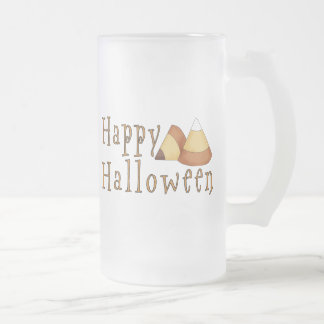 Happy Halloween Candy Corn Coffee Mug