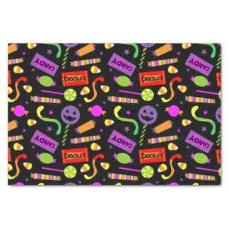 Happy Halloween Candy Tissue Paper