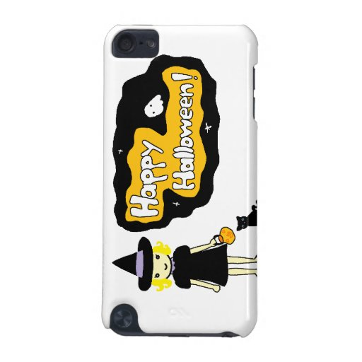Happy Halloween iPod Touch 5G Cases