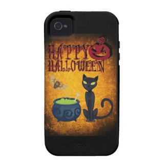 Happy Halloween Vibe iPhone 4 Covers