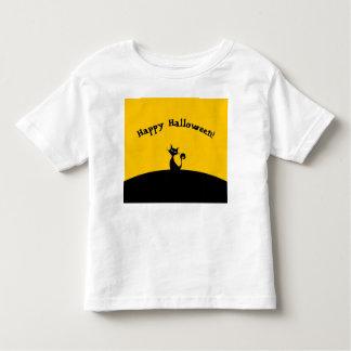 Happy Halloween Cat T-shirt