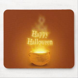 Happy Halloween Cauldron - Mousepad