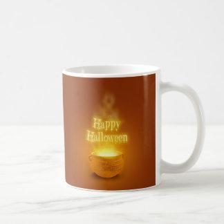 Happy Halloween Cauldron - Mug