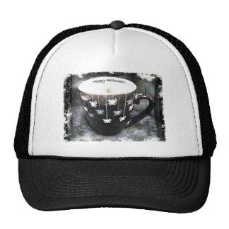 HAPPY HALLOWEEN CUP GREETING CAP