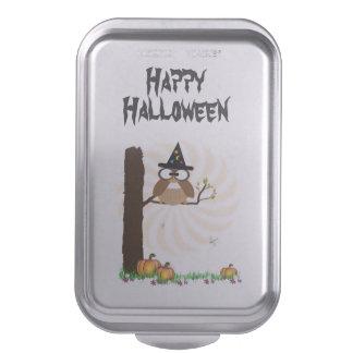 Happy Halloween Cupcake Pan Cake Pan