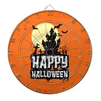 Happy Halloween Dartboard
