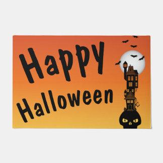 Happy Halloween Doormat
