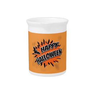 Happy Halloween Drink Pitchers