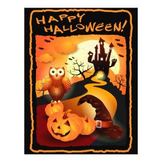 Happy Halloween! Flyer Design