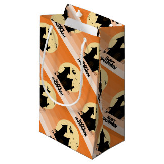"""""""Happy Halloween"""" Gift Bag"""