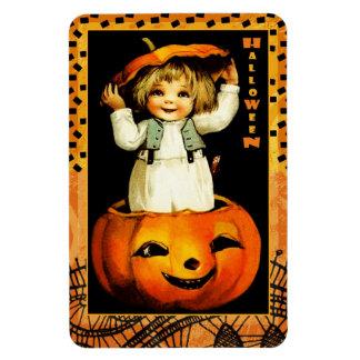 Happy Halloween. Gift Magnet