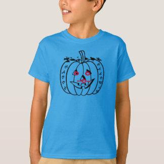 Happy Halloween Hakuna Matata Pumkin Kids T-shirt