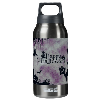 Happy Halloween Insulated Water Bottle