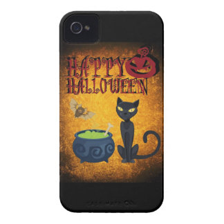 Happy Halloween iPhone 4 Case-Mate Case