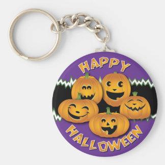 Happy Halloween Key Chain