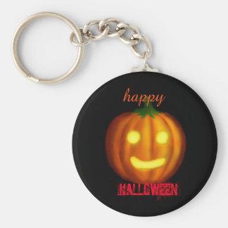 Happy Halloween Key Ring