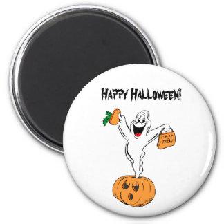 Happy Halloween! Refrigerator Magnets