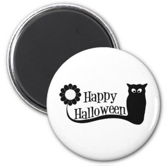 Happy Halloween Refrigerator Magnet