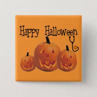 Happy Halloween MEDICAL T-shirts 15 Cm Square Badge