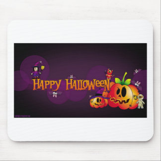 Happy Halloween Mouse Mat