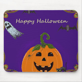 Happy Halloween. Mouse Pad
