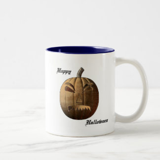 Happy Halloween Two-Tone Mug