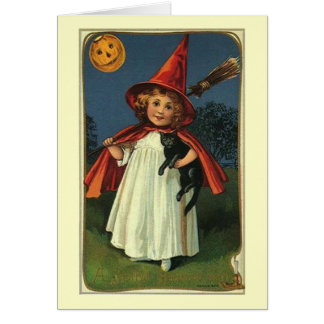 Happy Halloween Note Card