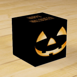 Happy Halloween Party Treat Box