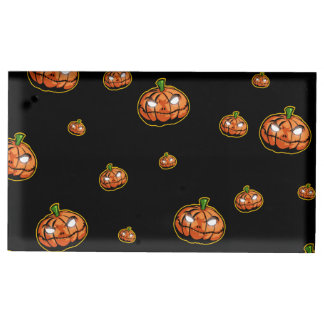 Happy Halloween Place Card Holder