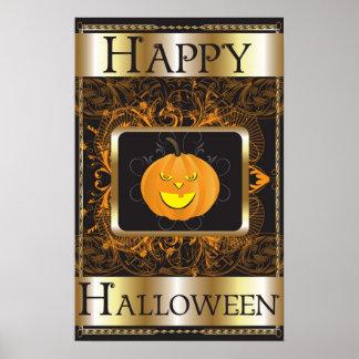 Happy Halloween Poster1 Print