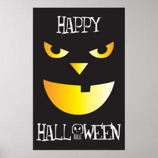 Happy Halloween Poster2 Poster