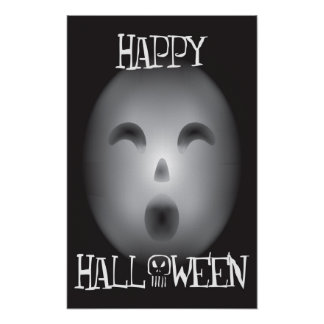 Happy Halloween Poster3 Print